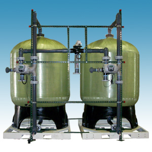 Pargreen Commercial Water Softeners