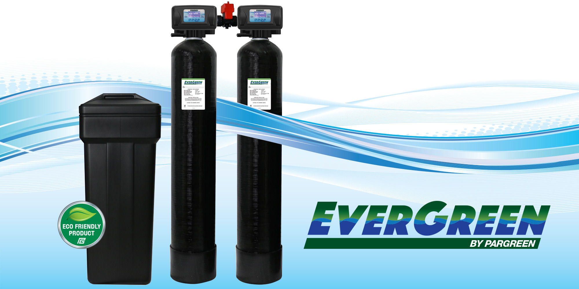 Pargreen EverGreen Water Softener System