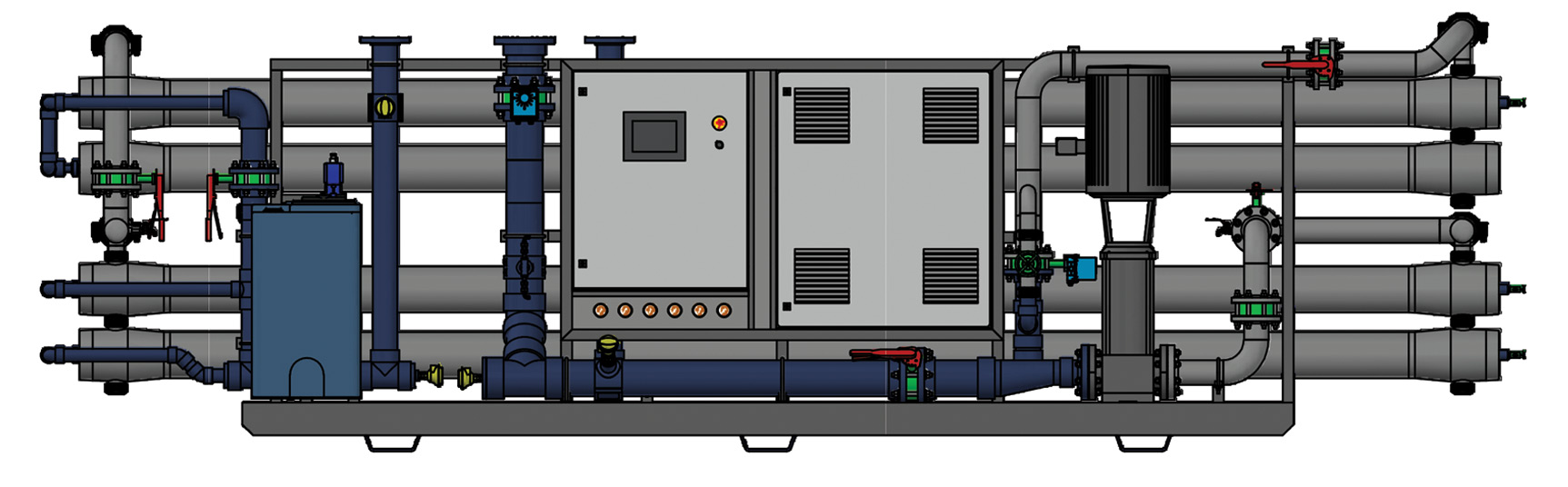 Pargreen Industrial Reverse Osmosis