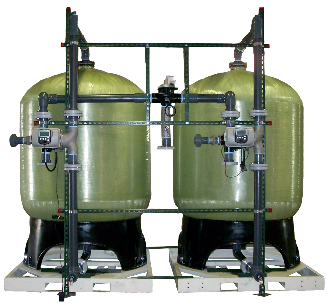 Pargreen commercial water softener