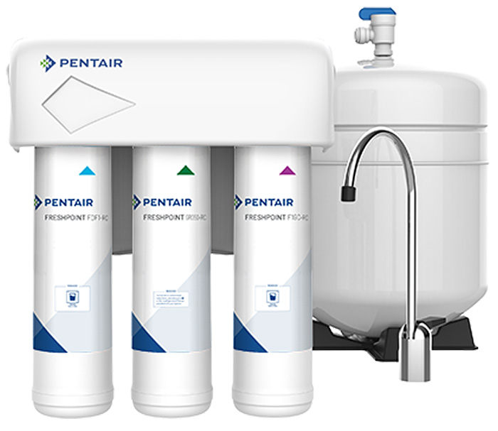 Pargreen Reverse Osmosis Pentair FreshPoint