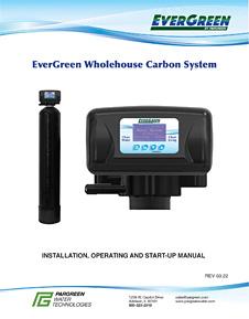 Pargreen Wholehouse Carbon Manual